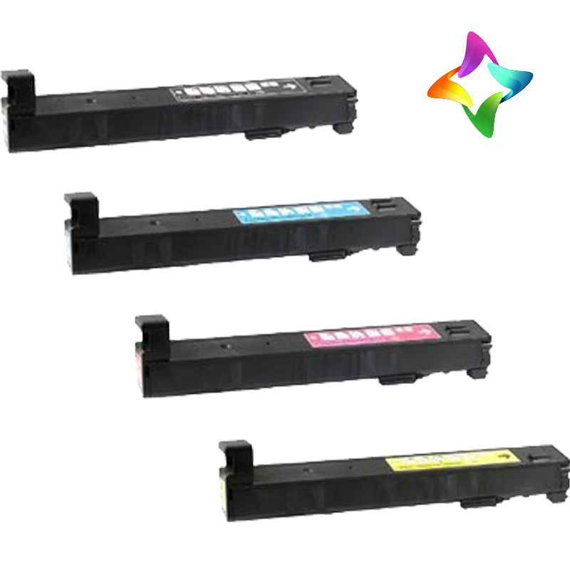 $389.99 (Buy here: http://appdeal.ru/e802 ) New Toner Cartridge Compatible For HP 827A Toner CF300A CF301A CF302A CF303A For Laserjet Enterprise flow MFP M880z/M880z+ Toner for just $389.99