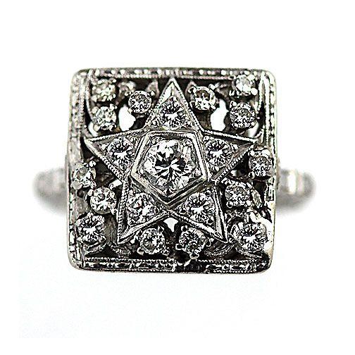 Antique Masonic Rings | Antique Masonic Rings | Vintage