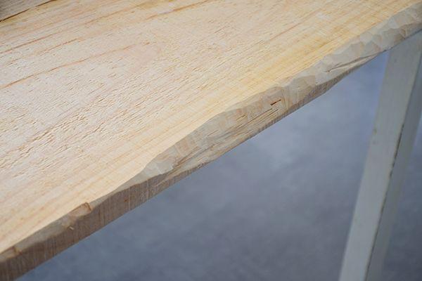 Cómo hacer una mesa de comedor rústica   Proyectos que ...