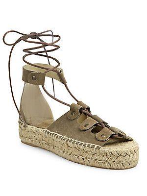 Soludos Ghillie Platform Sandals Platform Espadrille Sandals Espadrilles Platform Espadrilles