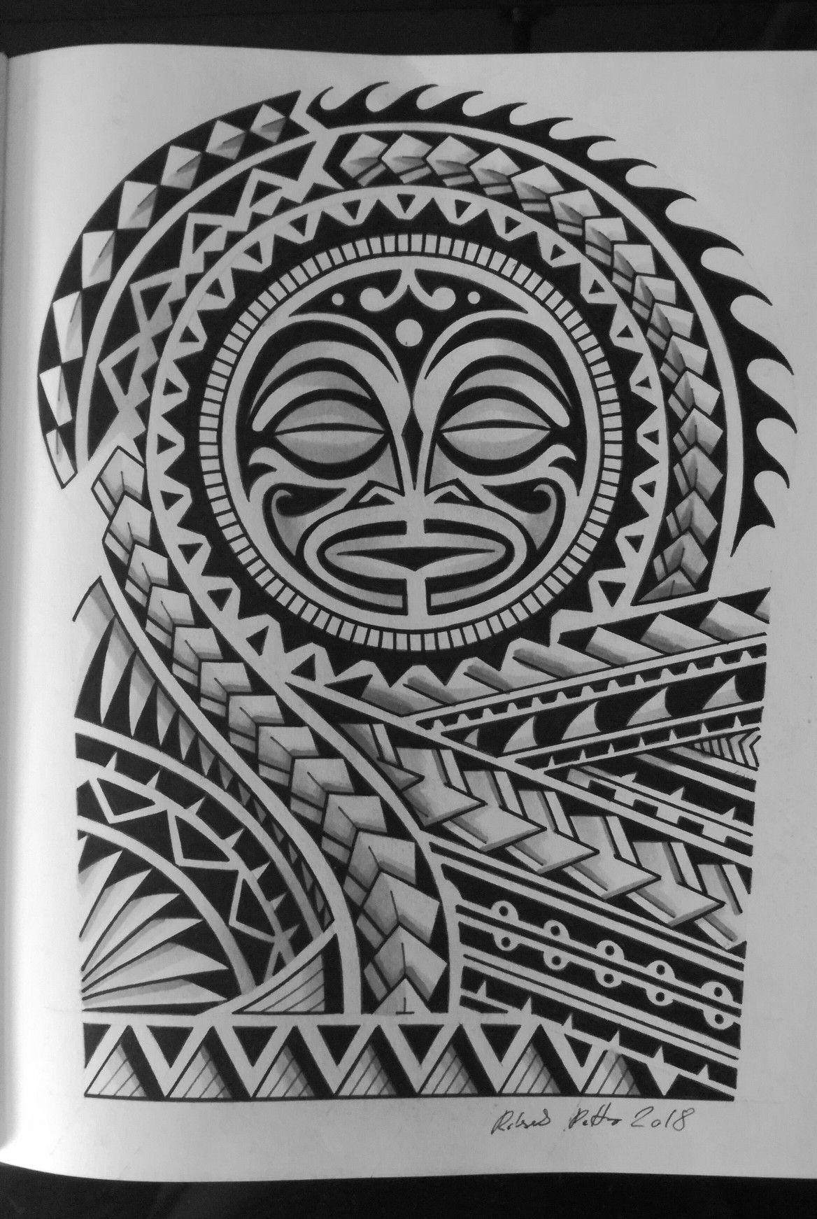 Tattoo Flash Maori: Tatuagem Maui, Desenhos Maori E Maori