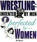 Girl wrestling quote