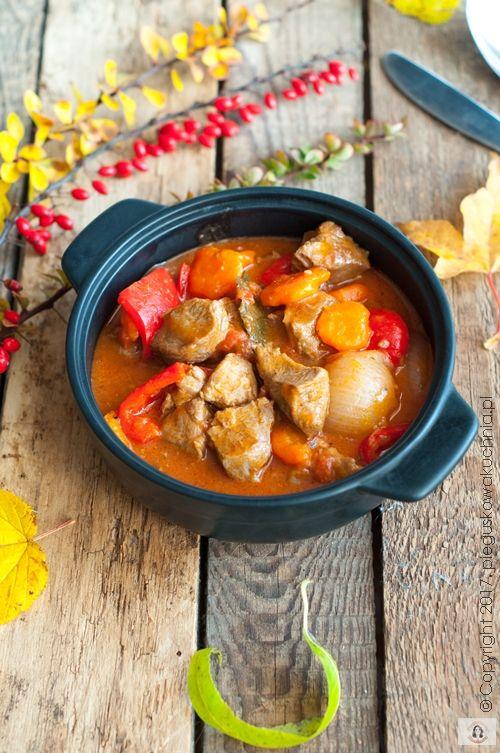 Gulasz Cielęcy Food Ethnic Recipes Food Curry