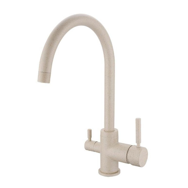 High Quality Solid Brass Granite Yellow Kitchen Faucet Osmosis ...