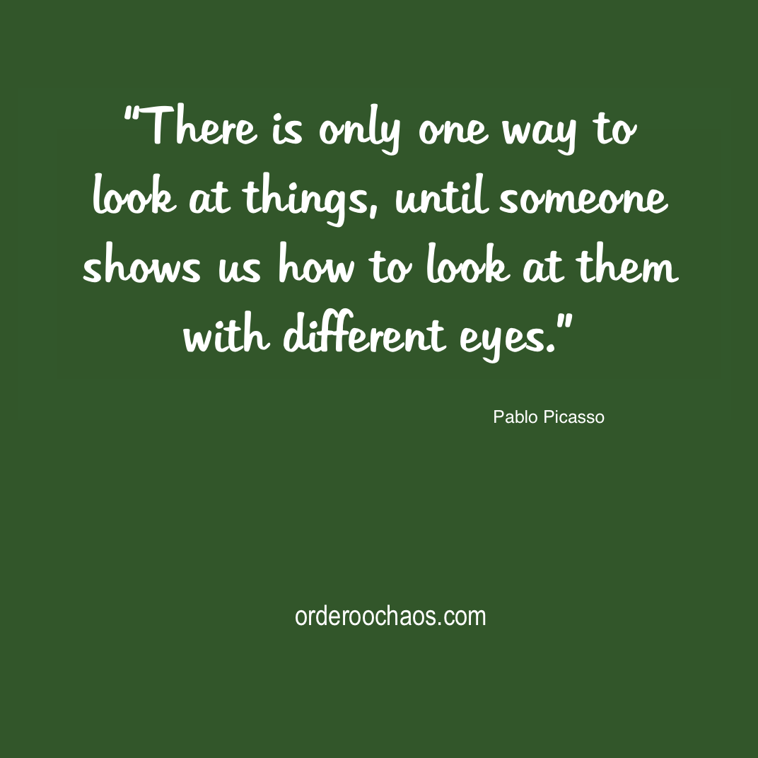 There is only one way to look at things, until someone shows us how to look  at them with different ey… | Wisdom quotes, Words of encouragement,  Inspirational words
