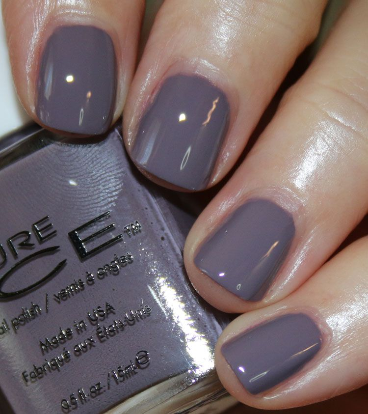 The Pure Ice All Cl Color Collection Is About Back To School Fall Shades I Know Am A Little Late On Whole Thing Considering W