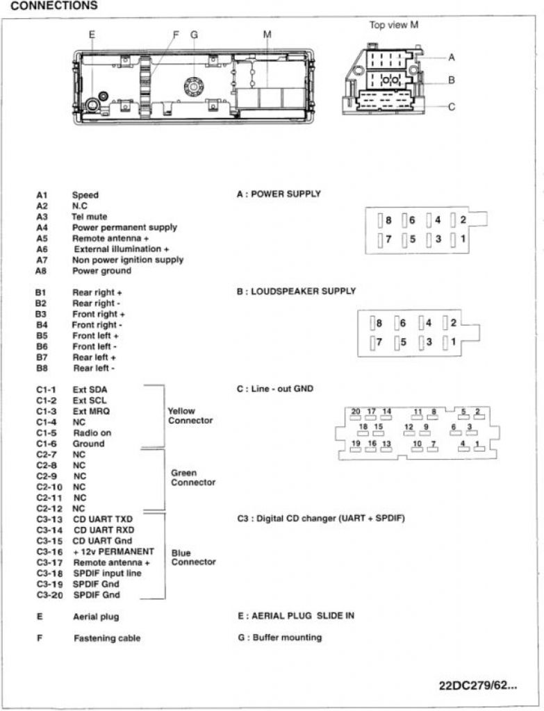 Forester Radio Wiring Diagram On Clarion Car Stereo Wiring Diagram