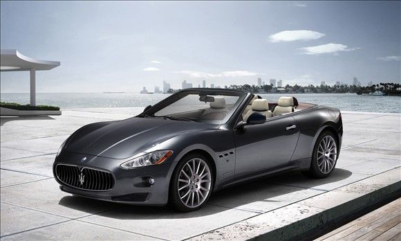 Maserati GranCabrio © Maserati