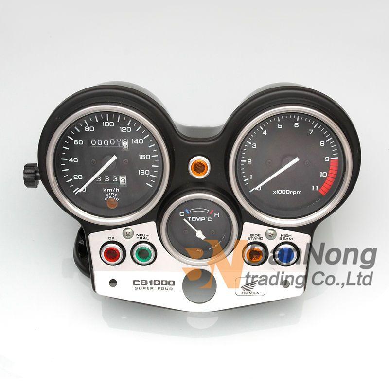 Motorcycle Gauges Cluster Speedometer Meter Tachometer