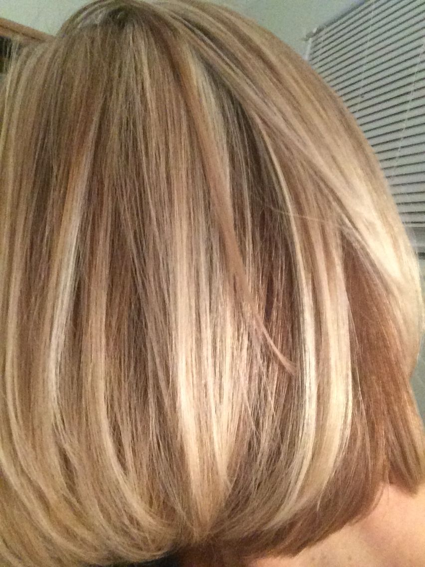 My New Hair Color Blonde Highlights Blondes Pinterest