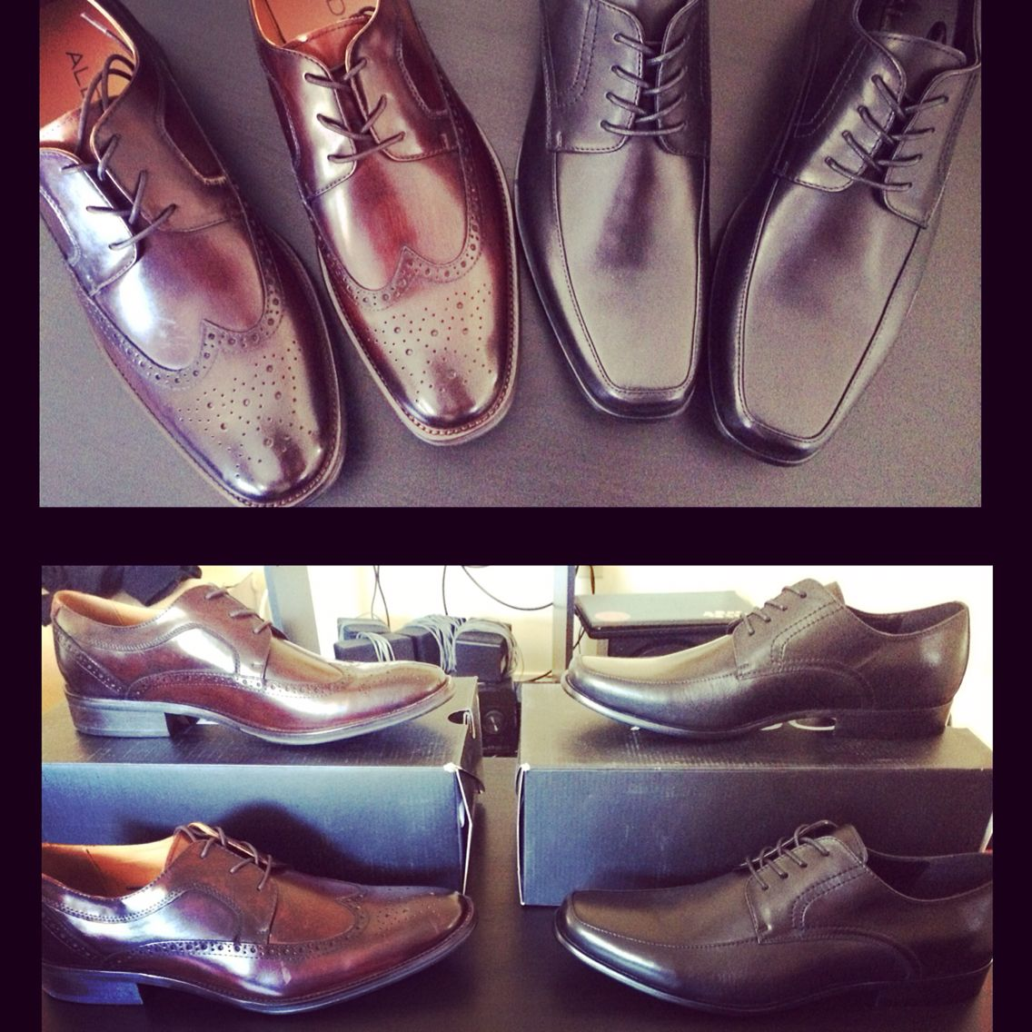0ba8faa67ab I bought my boyfriend two new pairs of dress shoes from ALDO  ALDO   phashiontherapy  Zaffino  Sumbler  menshoes  ootdmagazine  fashionblogger