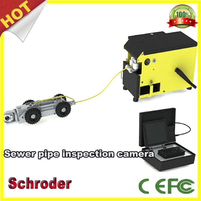 Pin On Sewer Inspection Camera For Plumber