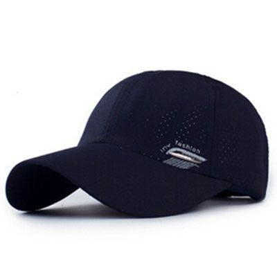 778f979069701 Outdoor Casual Baseball Cap Breathable Spnapback 2016 New Baseball-Cap  Sports Sun-hat Fishing