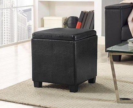 Awe Inspiring Essential Home Lidded Storage Ottoman For 17 99 At Kmart Inzonedesignstudio Interior Chair Design Inzonedesignstudiocom