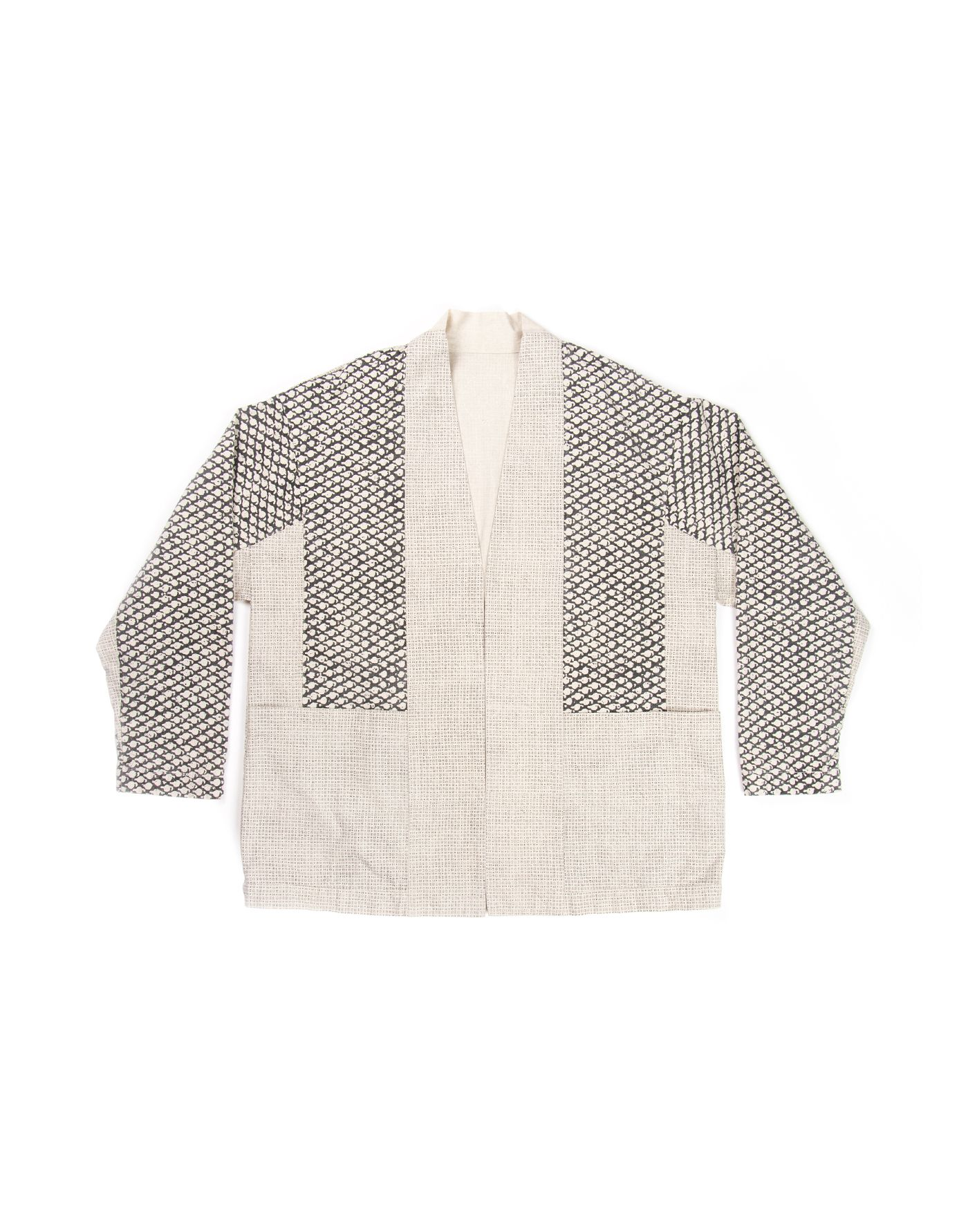 Center for COSMIC WONDER Online Store] Canvas haori jacket | Once In ...