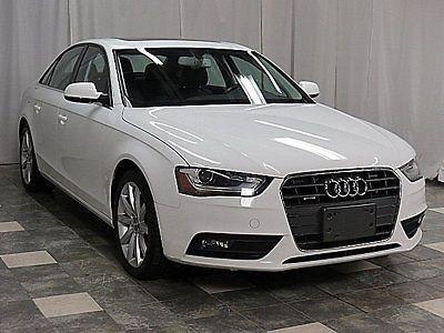 cool 2013 Audi A4 4dr Sedan Automatic quattro 2.0T Premium Plus - For Sale View more at http://shipperscentral.com/wp/product/2013-audi-a4-4dr-sedan-automatic-quattro-2-0t-premium-plus-for-sale-4/