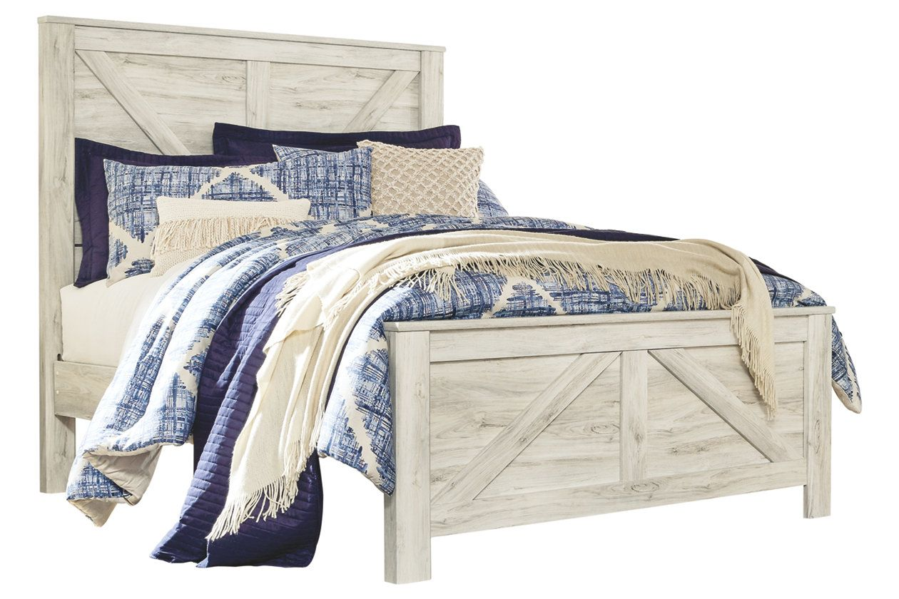 Wynnlow Master Bedroom Set This bedroom set is sure to