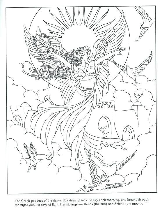 Pin On Pagan Wiccan Coloring Pages