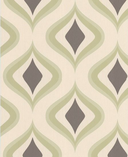 Trippy: Lime & Chocolate Wallpaper From Www.grahambrown