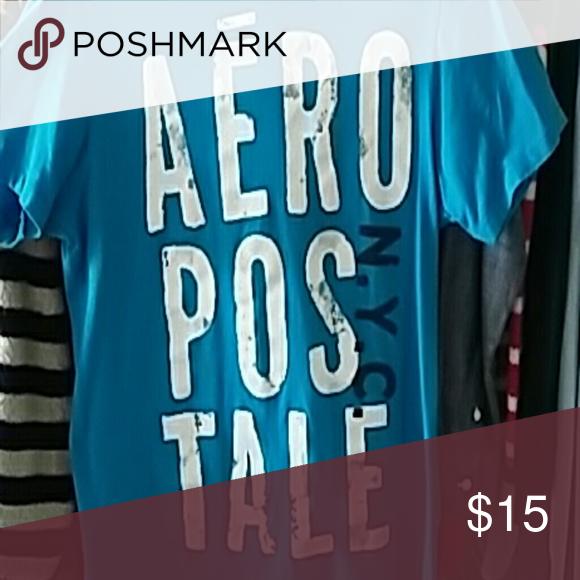 AEROPOSTALE MEN'S TSHIRT AEROPOSTALE MEN'S TSHIRT Aeropostale Shirts Tees - Short Sleeve