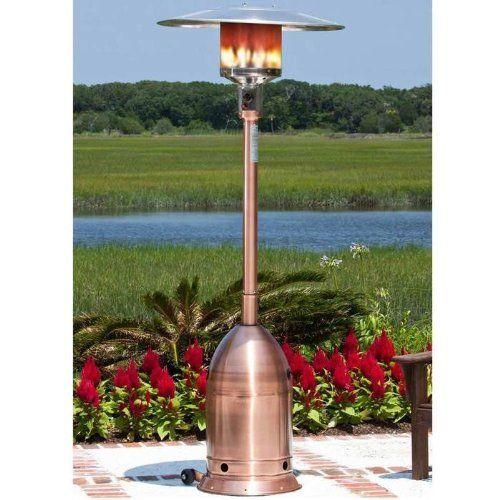 Copper Finish Commercial Patio Heater  Our Copper Finish Commercial Patio  Heater Is The Most Powerful Patio Heater On The Market, With An Output Of  An ...