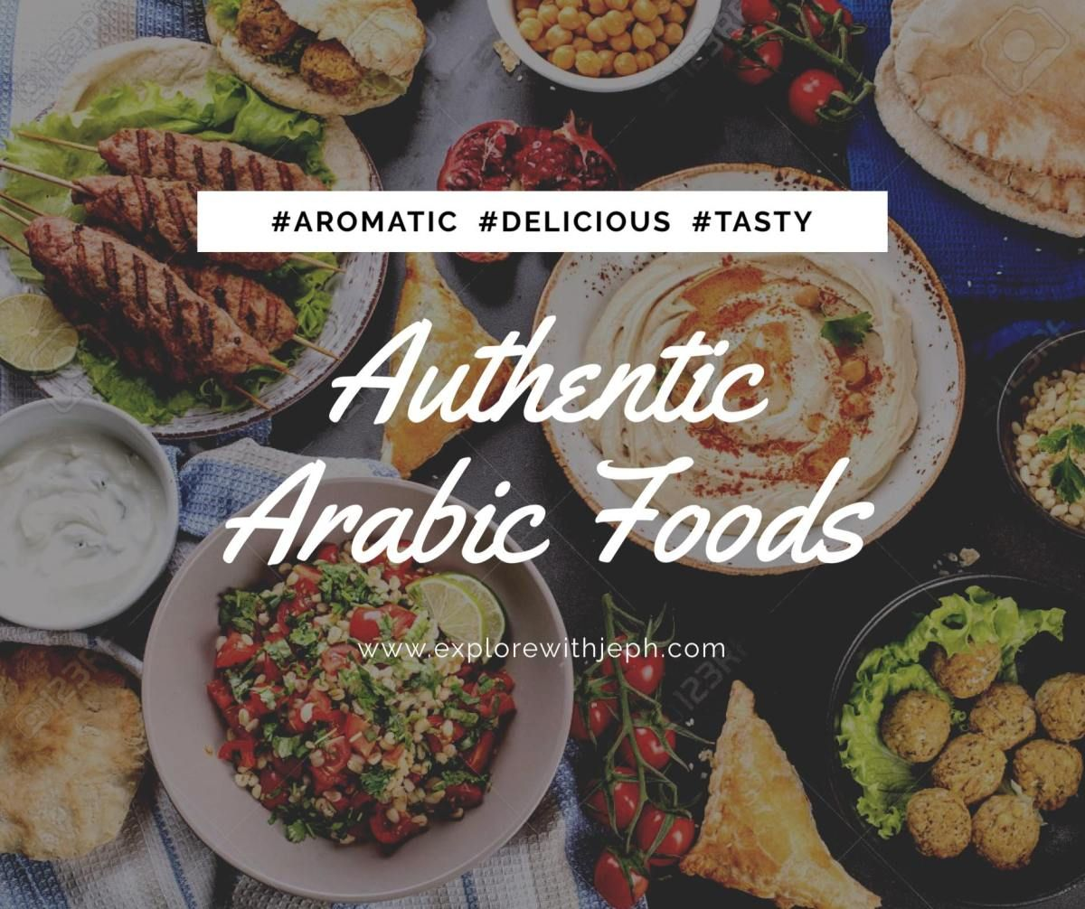 Delicious Arabic Foods In Qatar In 2020 Arabic Food Food Moroccan Dishes