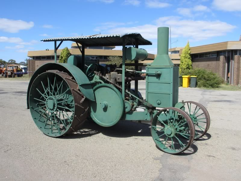 Rumely Oil Pull Antique Tractors Pinterest Oil
