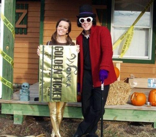 50 Disfraces de Halloween para enamorados Couples, Costumes and - creative couple halloween costume ideas
