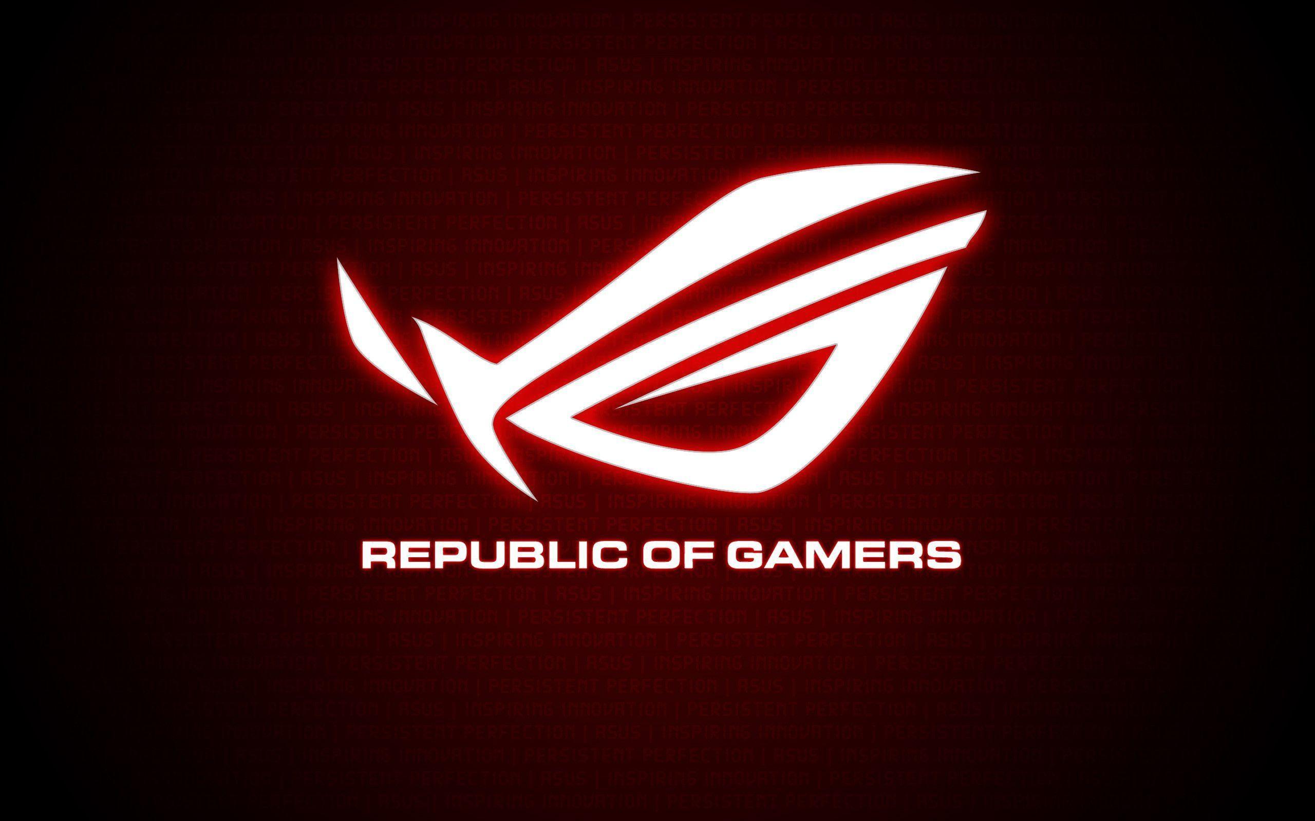 Republic Of Gamers Wallpapers Wallpaper Cave Asus rog