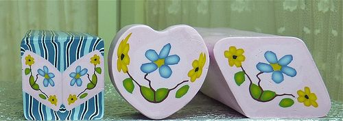 Polymer Clay Spring Canes | Flickr - Photo Sharing!