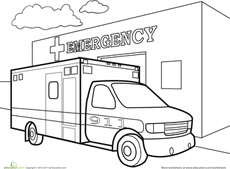 Ems Worksheet Education Com Coloring Pages Ems Free Coloring Pages