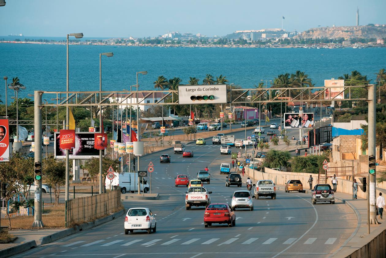 Luanda Angola Angola Africa Angola Southern Africa