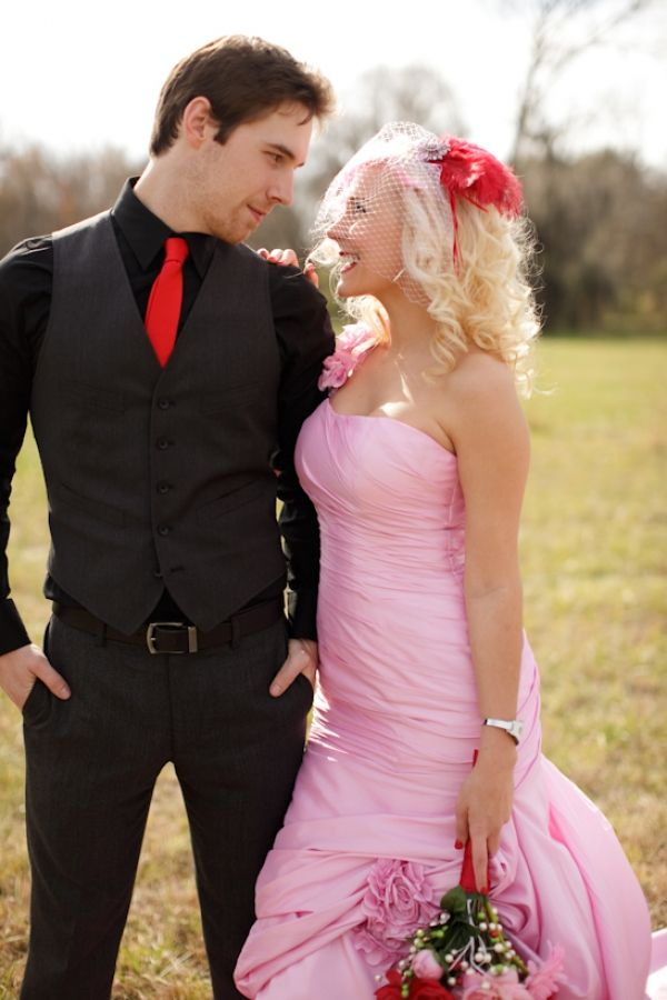 Pink Christmas Wedding | Pinterest | Novios y Boda