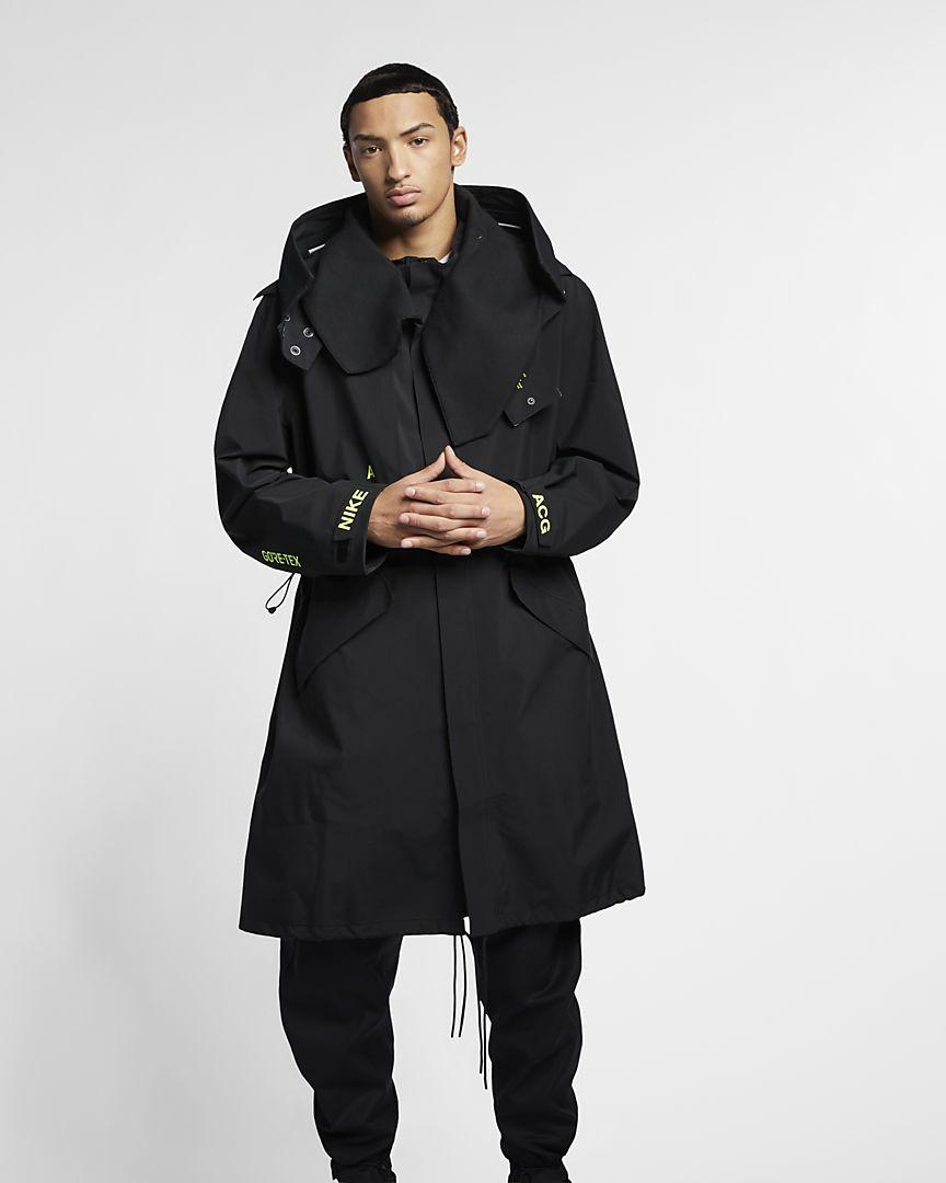 NikeLab ACG GORE TEX Men's Jacket   Veste homme, Veste et