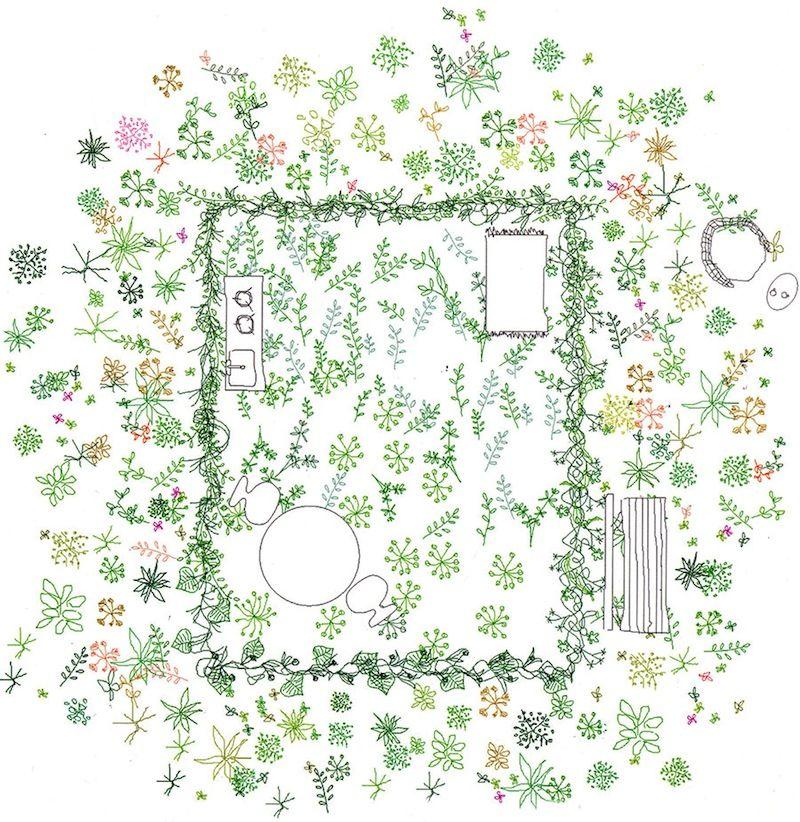 Openhouse Design: Flowering Floorplans // Junya Ishigami