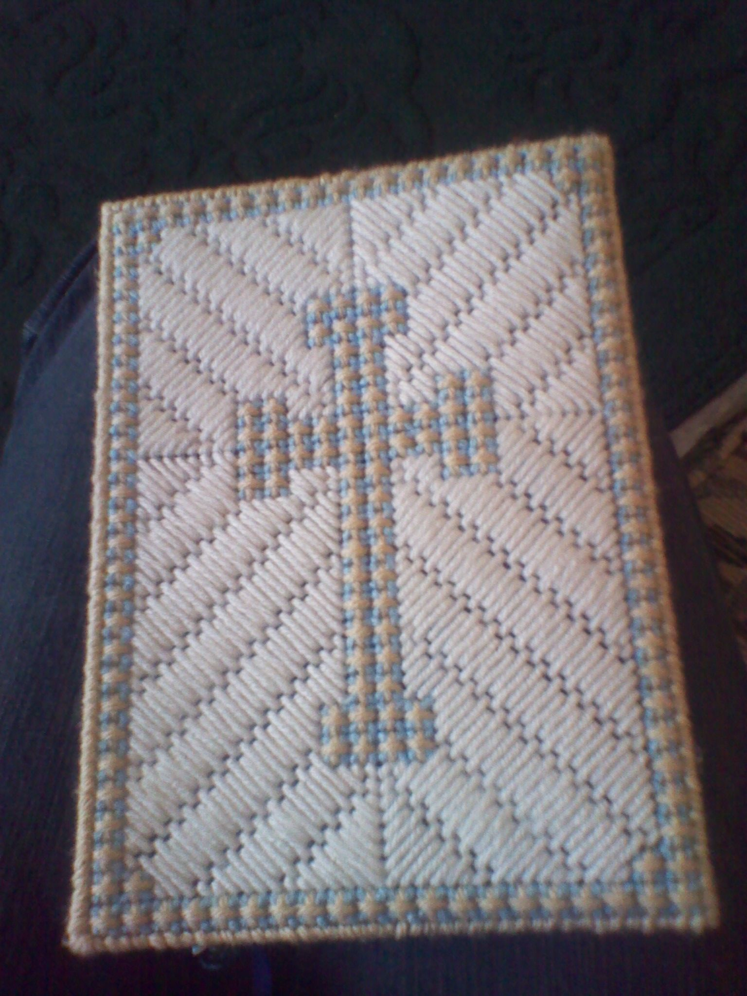 Bible Cover Made From Plastic Canvas Images Patterns