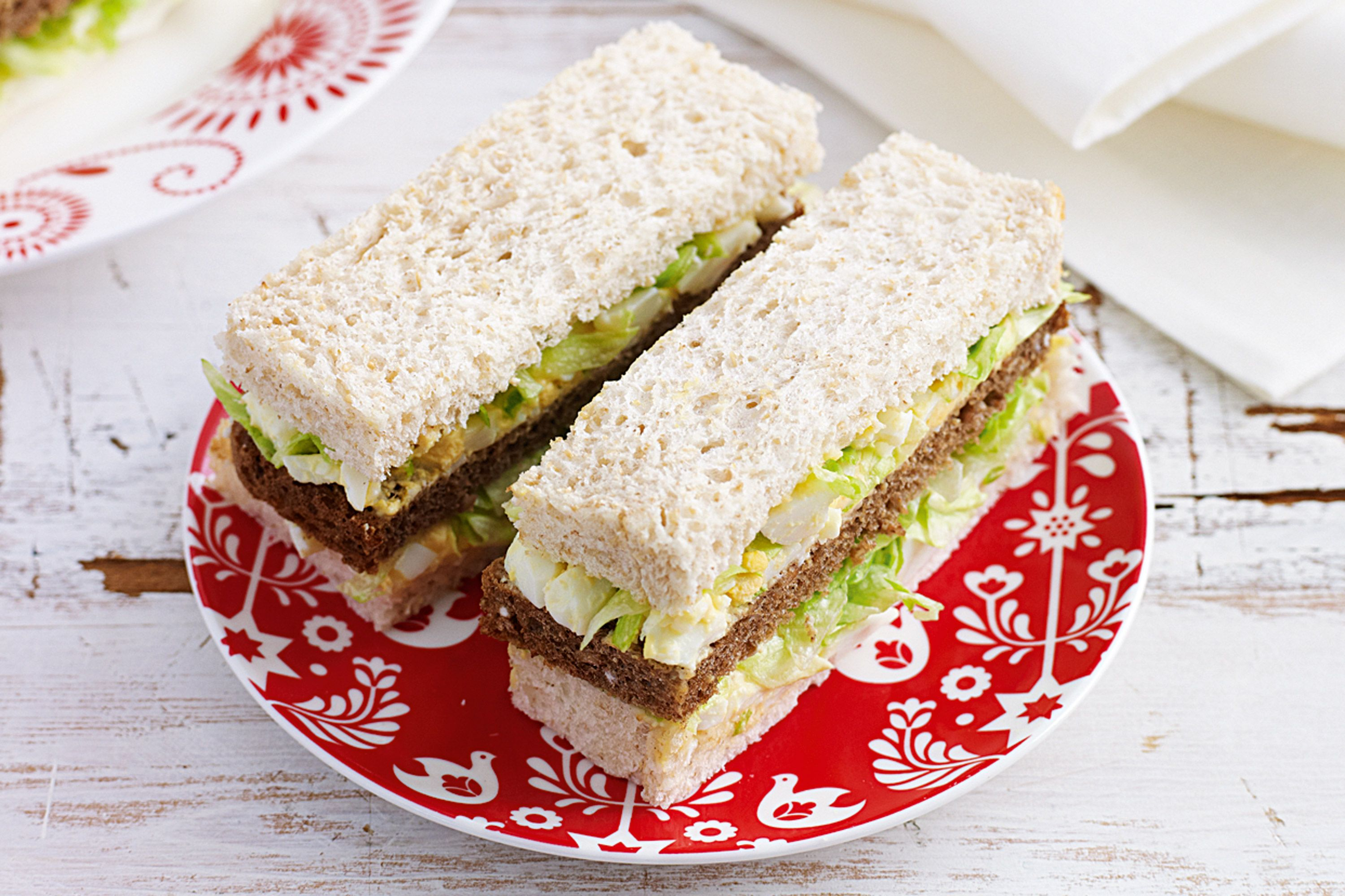 Egg and lettuce sandwiches recipes sandwiches lettuce