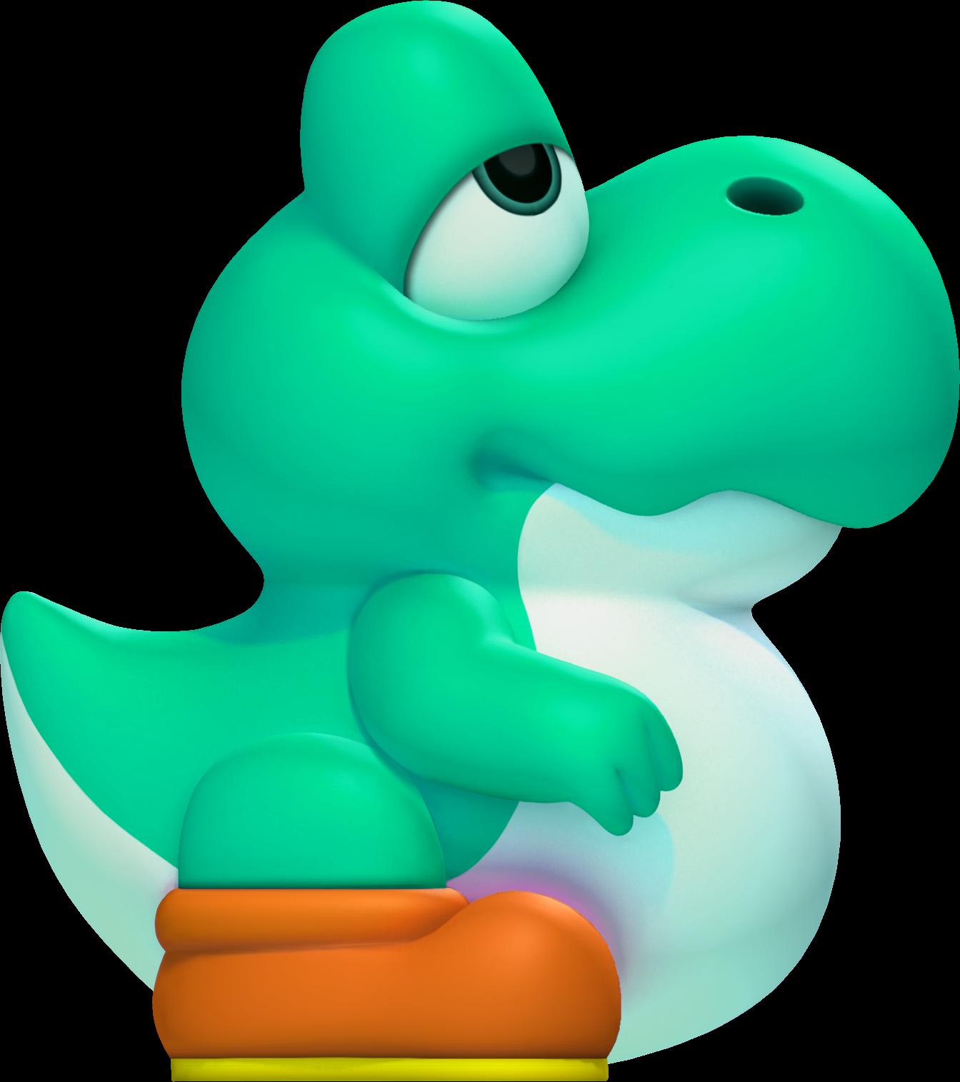 Baby Yoshi Species Super Mario Art Mario Bros Yoshi