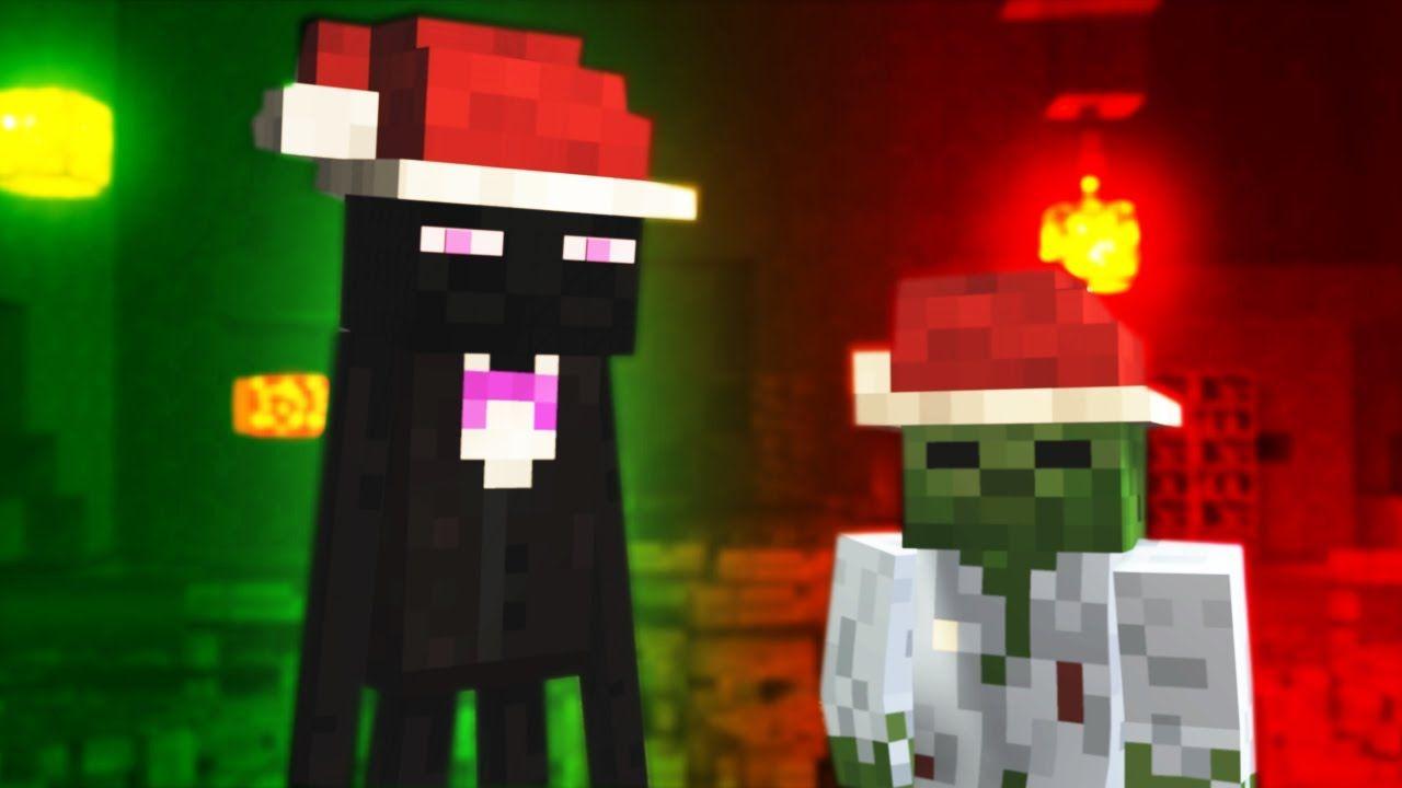 a slamacow christmas a minecraft animation playlist - Christmas Minecraft Videos