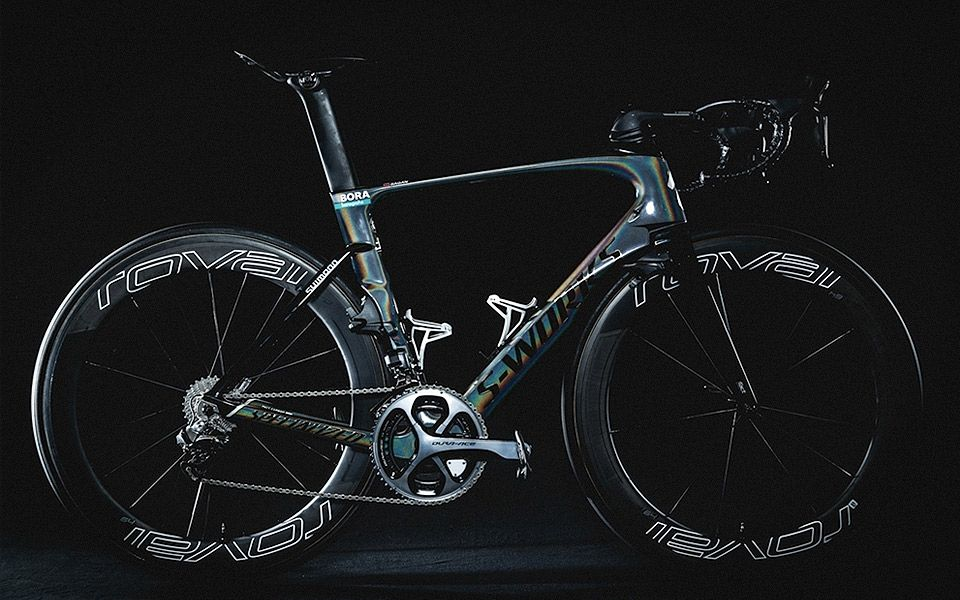 Specialized Peter Sagan World Champion Wenge