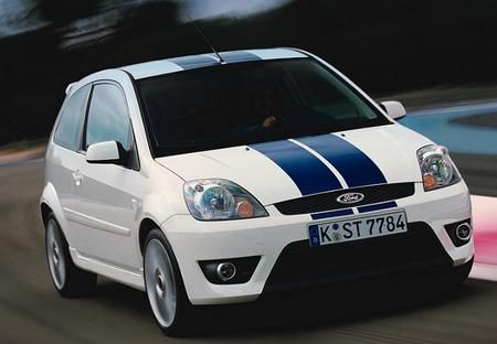 Ford Fiesta Street 10 While We In The Us Were Being Given Suvs
