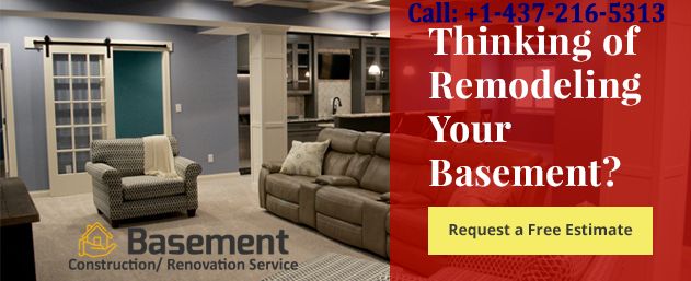 Reasons To Get Your Basement Renovation In Ontario Renovating A