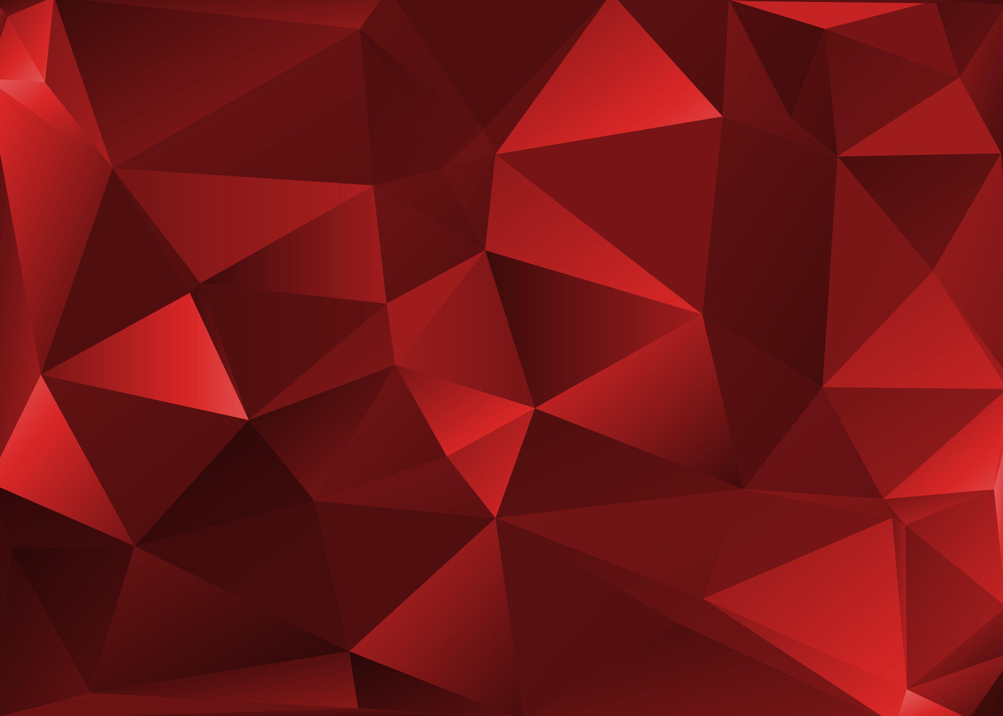 Http Www Texturezine Com Wp Content Uploads 2014 05 Red Polygon Jpg