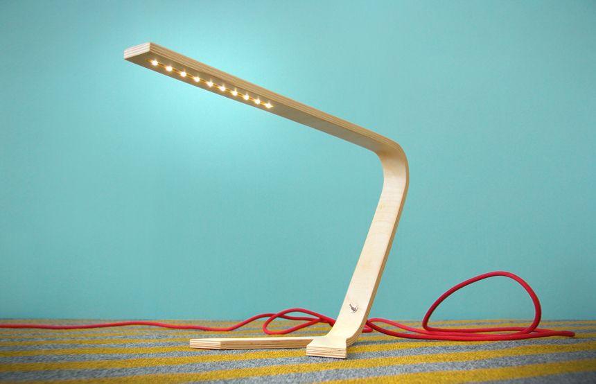 Victory Lamp Gagan Design Modern Desk Lamp Led Table Lamp