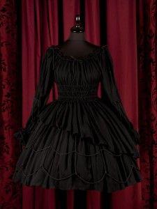 Lusty'n Wonderland Marine vs Pirates, roped skirt $119.81  Waist size: 60-90 cm  Skirt length: 52 cm