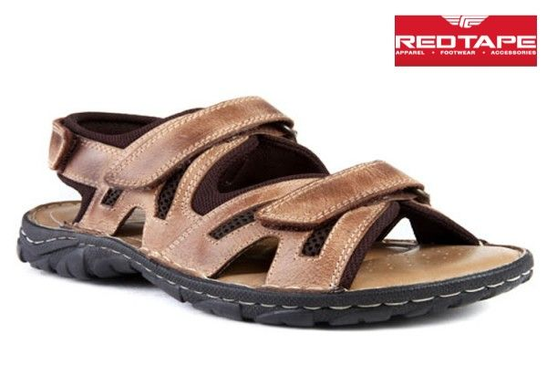 Red Tape Brown color Panther Sole Mens