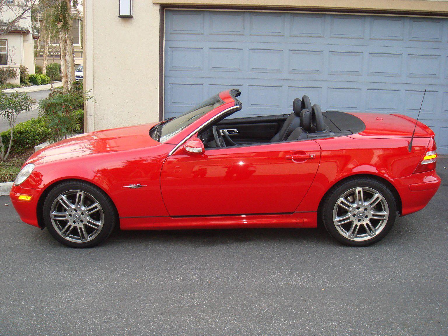 2004 Mercedes Slk 320 With Images Mercedes Benz Slk Mercedes