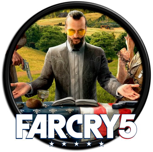 Far Cry 5 icon (With images) Far cry 5, Program icon, Icon