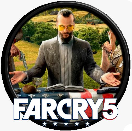 Far Cry 5 Icon Videoigry