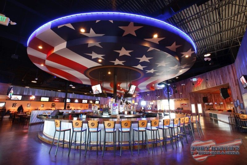 Check Out Toby Keiths I Love This Bar Grill Denver On